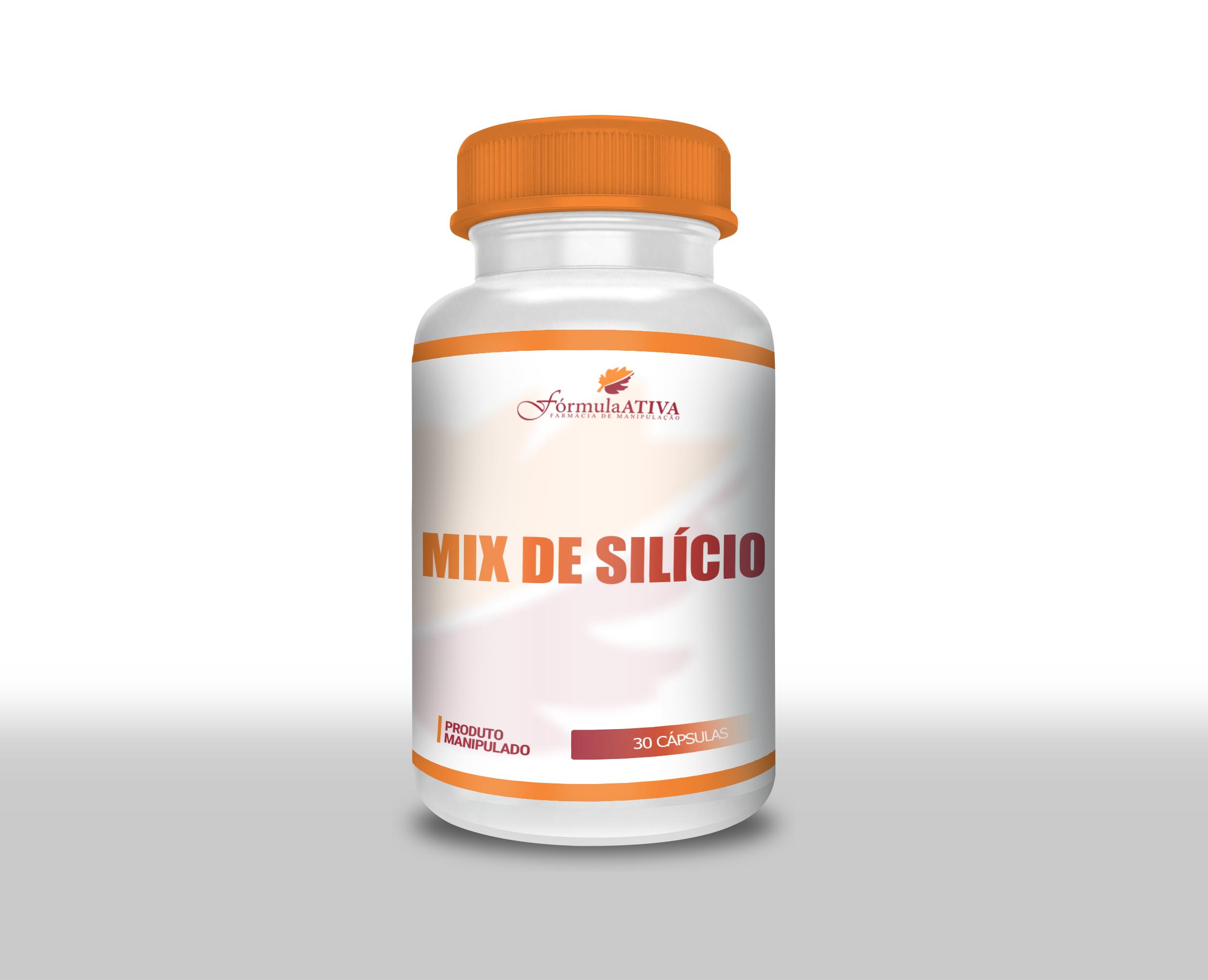 Mix de Silício (Composto - 30 doses)