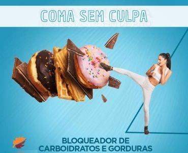 Inibidor de Carboidratos & Açúcares (Composto - 30 doses)