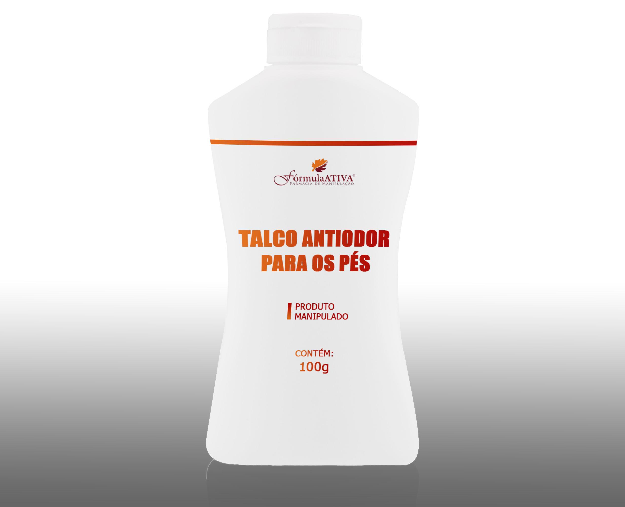TALCO ANTI ODOR (100g)