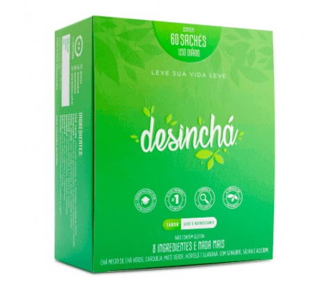 Desinchá (8 ingredientes - 60 doses)