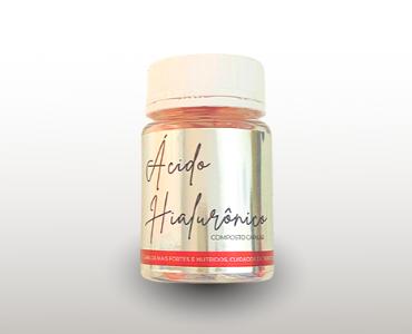 Composto Capilar - Hialuronic Power (30 doses)