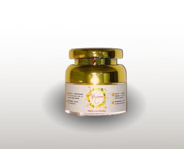 Máscara Facial - Kit Vitamina C (20g)