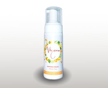 Espuma Facial - Kit Vitamina C (150mL)