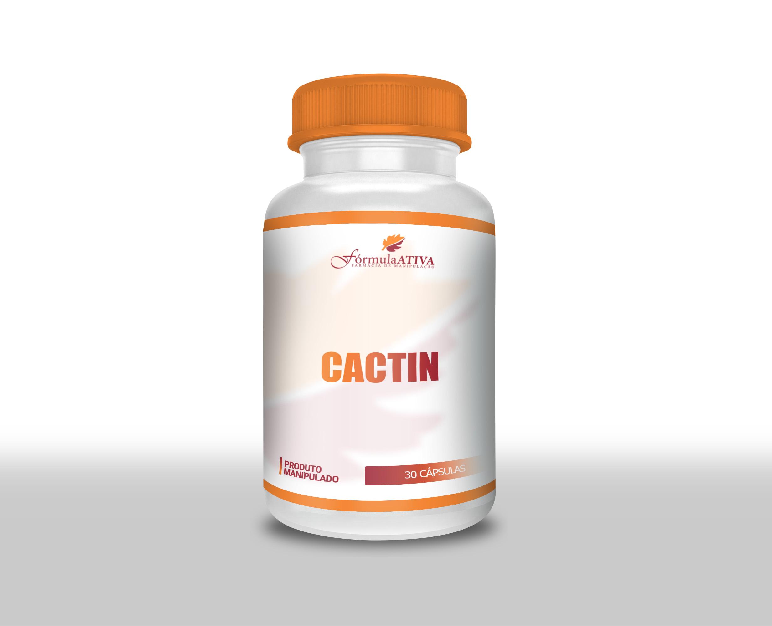 Cactin (500mg - 30 doses)