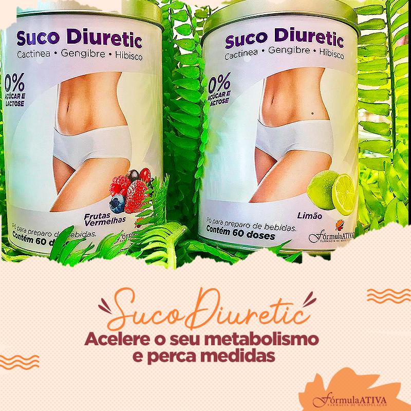 Suco Diurético (60 doses)
