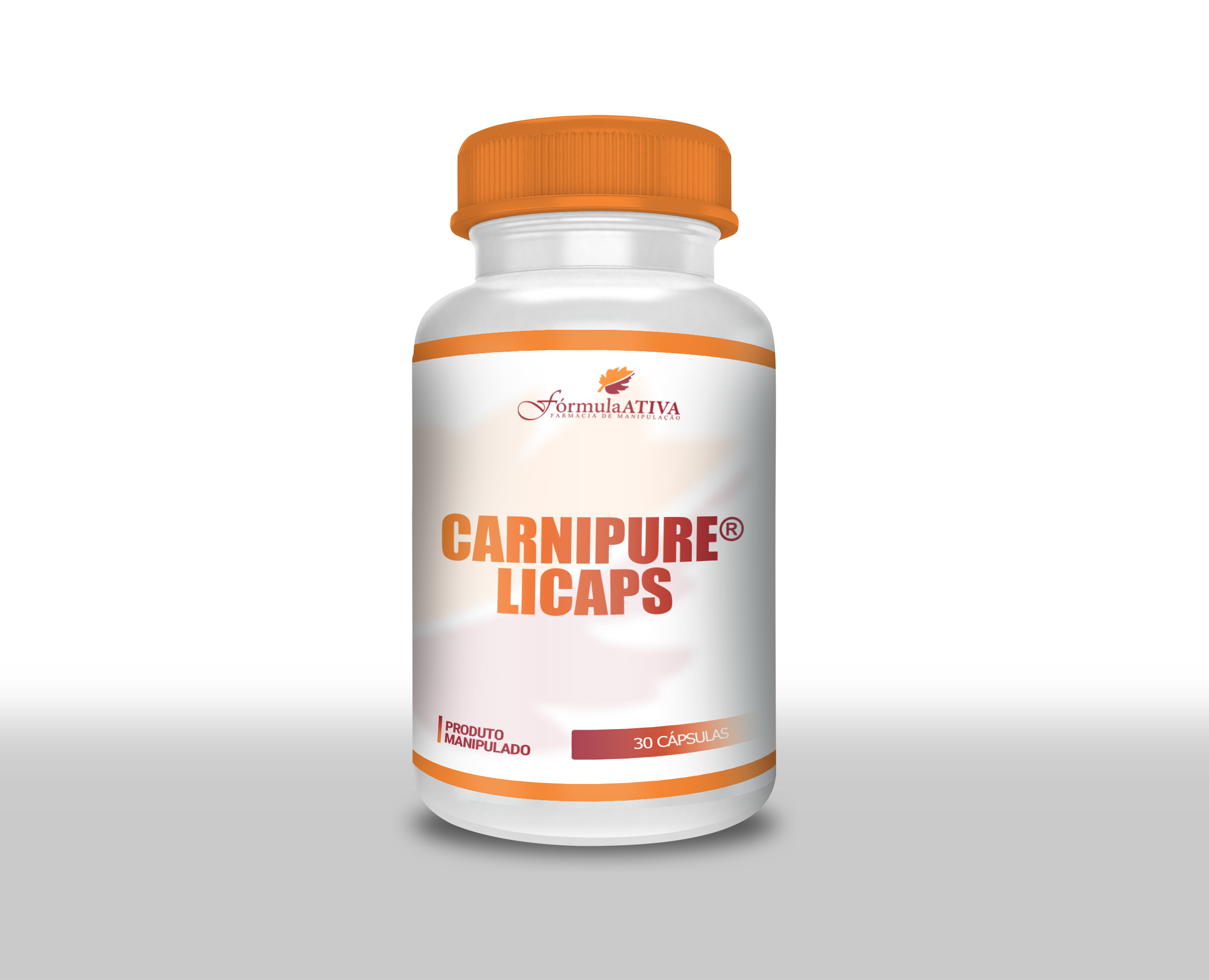 Licaps Carnipure (500mg - 30 doses)
