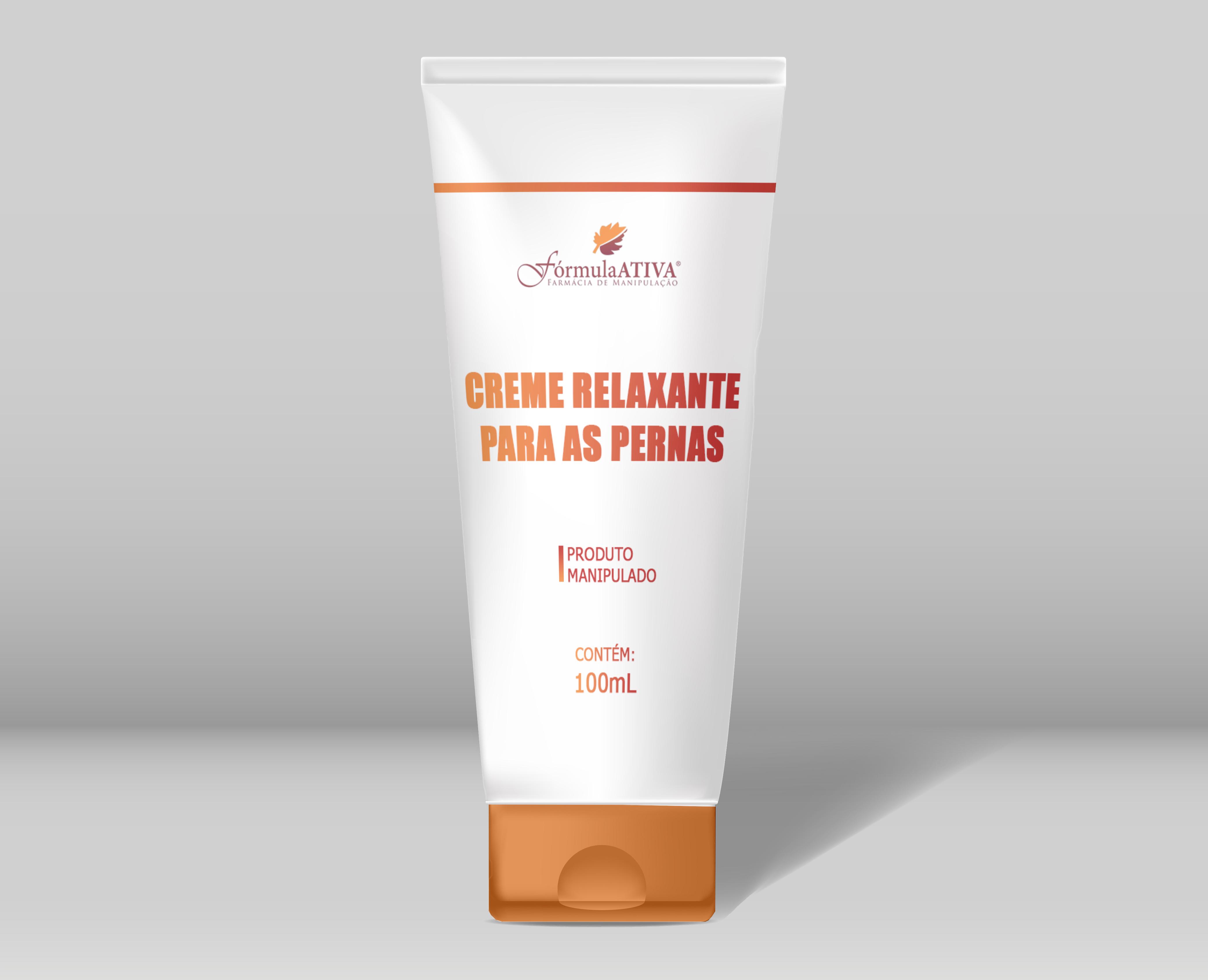 Creme Relaxante para as Pernas (100mL)