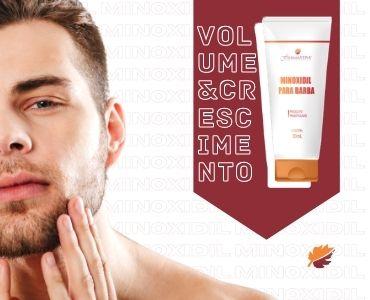 Minoxidil para Barba (30mL)