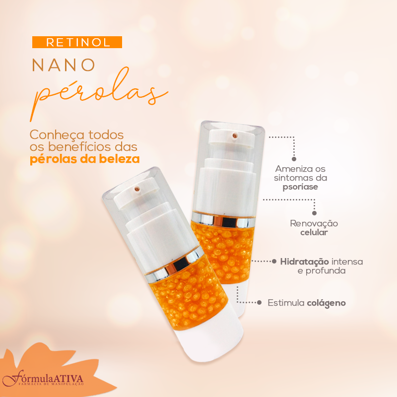 Nano Pearls Retinol (15mL)