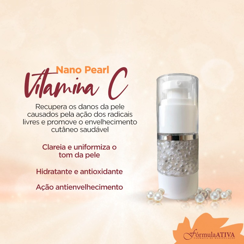Nano Pearls Vitamina C (15mL)