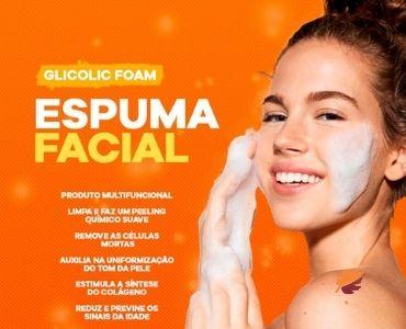 Espuma Facial - Glicolic Foam (150mL)